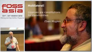 Consensus as a Service: OSI 20th Anniversary - Italo Vignoli- FOSSASIA 2018