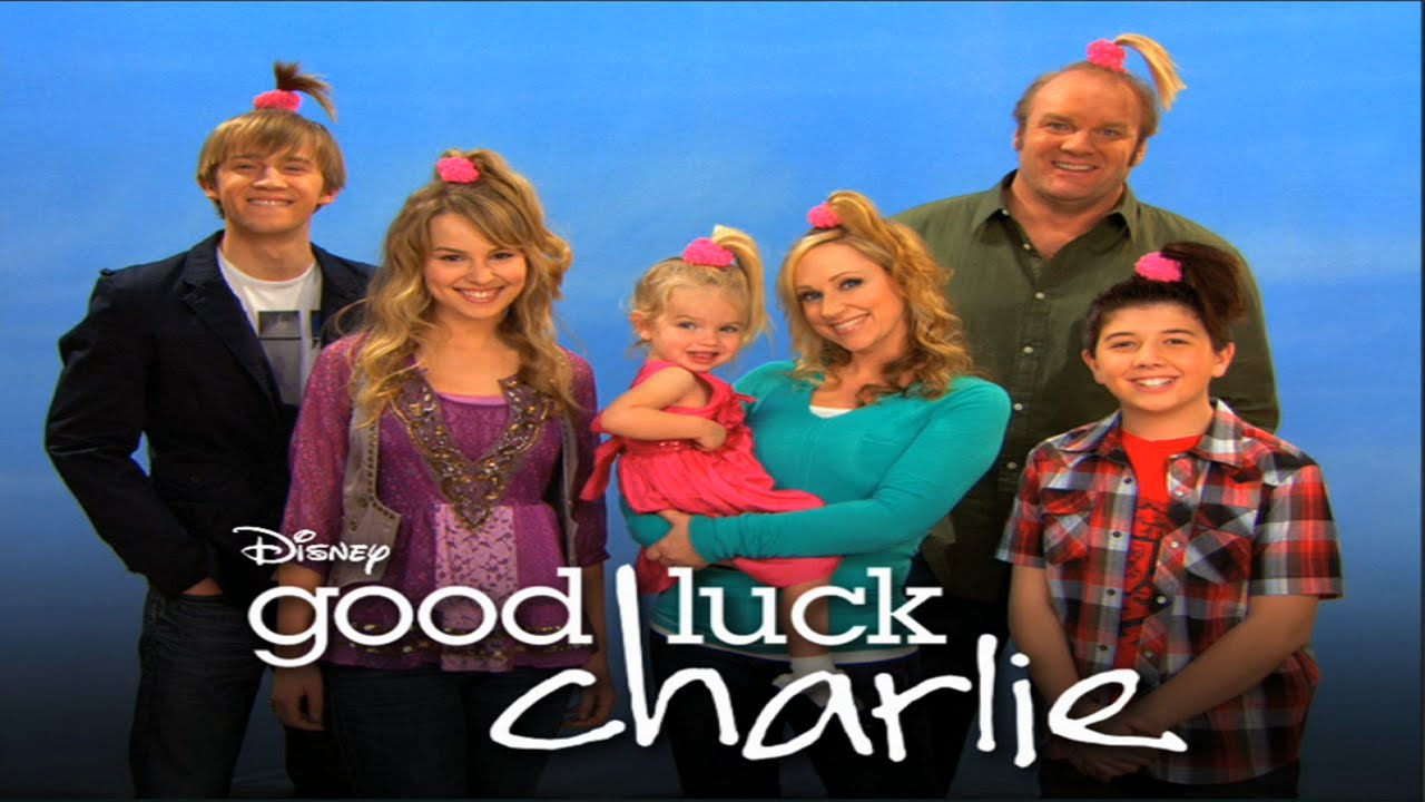 Download Good Luck Charlie S03xE20 A Duncan Christmas