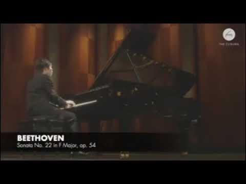 L.v.Beethoven: Piano Sonata No.22 in F major Op.54 L.v.ベートーヴェン: ピアノ・ソナタ第22番 ヘ長調 Op.54