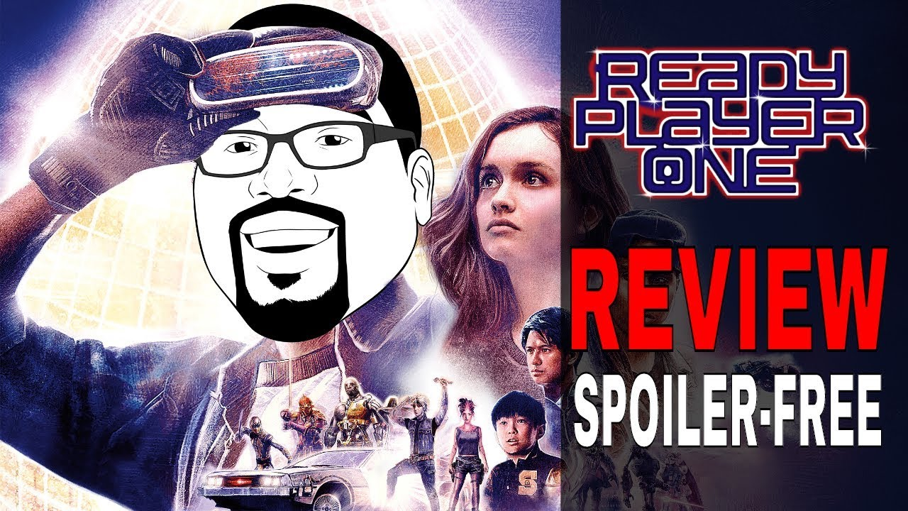 Ready Player One Movie Review (SPOILER-FREE)