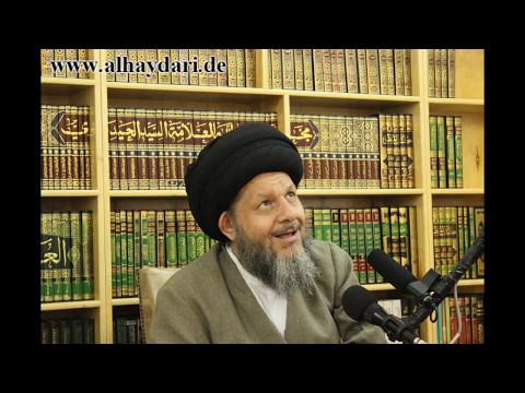 Einblick in den Unterricht von Ayatollah Al-Haydari in der Hawza al Ilmiyya in Qum