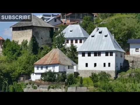 JAJCE The MOST BEAUTIFUL WATERFALL IN EUROPE ( Bosnia & Herzegovina)