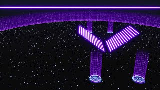Space 1v1 Map | Newest Style - Tutorial - Fortnite Neon Creative 1v1 Map #FleaTop5