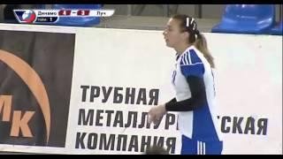 Динамо-Синара -  Луч (20.01.2016)