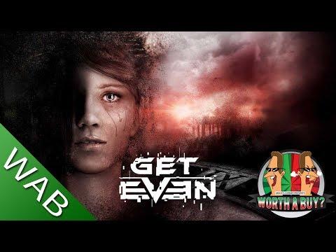 Get Even (PC) - Worthabuy?