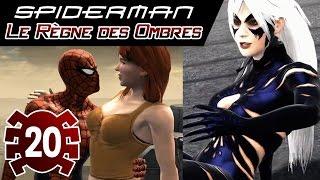 Spider-man Le Règne des Ombres - Episode #20 - AUTRES CHOIX / FINS - Let's Play Commenté FR