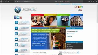 How to register for the imat medical admission test? apply medicine in english italy, you must on universitaly.it . here i wil...
