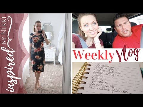 Dresses, Drones & Daily Dos | Weekly Vlog