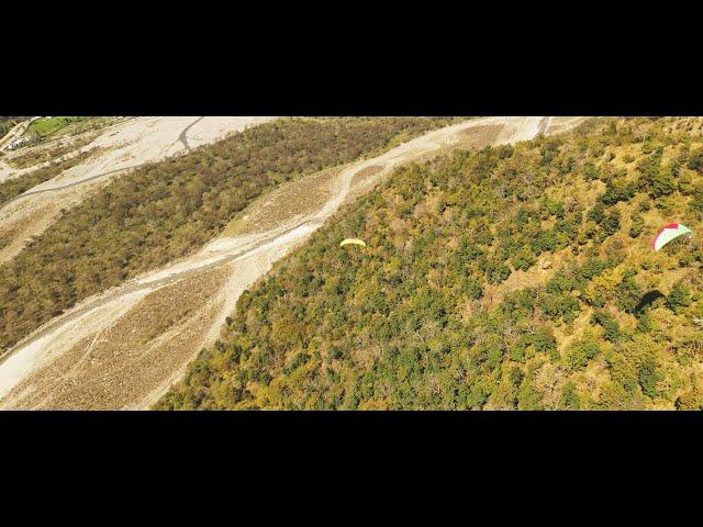 Paragliding in Dehradun || Drone's Eye || KUNAL DHINGRA PRODUCTIONS