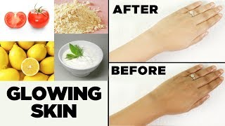 Glowing Skin Homemade Remidies For Hands | Latest Beauty Videos 2018