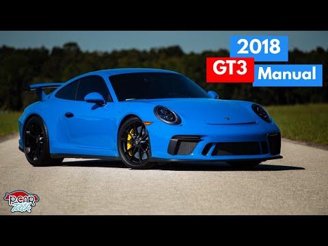 2018 Porsche 911 (991.2) GT3 Manual Review - MIX BAG   027