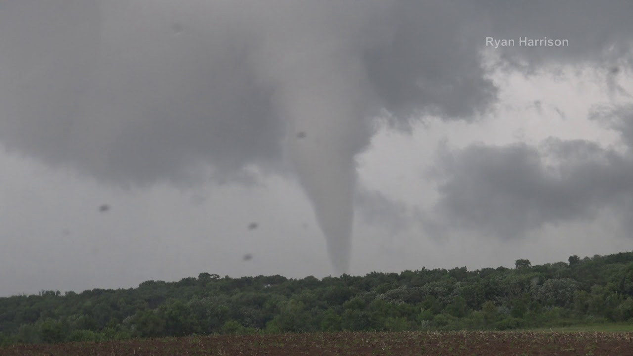 Photos: Tornados move through southern Wisconsin