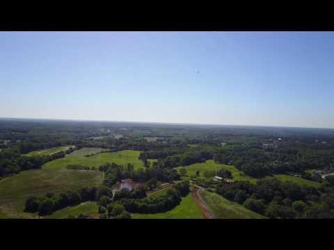 West Jackson Elementary School Hoschton Ga launches high altitude balloon.