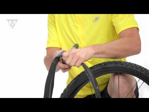 Topeak - How to repair a flat tire