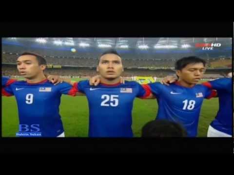 AFF Suzuki Cup 2012 - Malaysia 2-0 Indonesia ( All goals highlight )