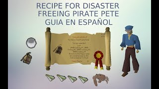 Recipe For Disaster Osrs Guide Pirate