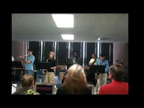 Kansas City Kansas Community College: Jazz Camp concert