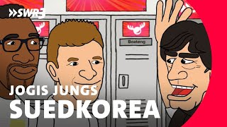 Jogis Jungs – Kenne Deinen Gegner: Südkorea