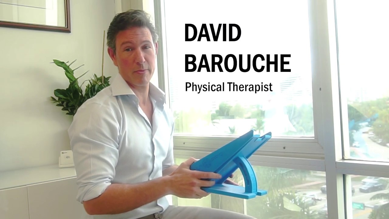 3D Printing and Rapid Prototyping: David Barouche and the Calf Pro