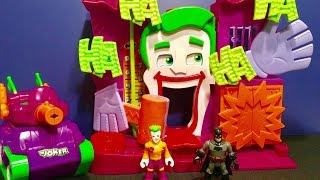 Imaginext Joker's Not So Fun House with Batman