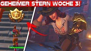 GEHEIMER BATTLE PASS STERN of WEEK 3 | Fortnite finds the secret battle star