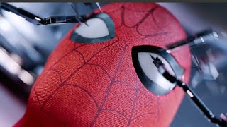 Spider Man Far From Home Suit Make  Scene | Believer| Playboybgm