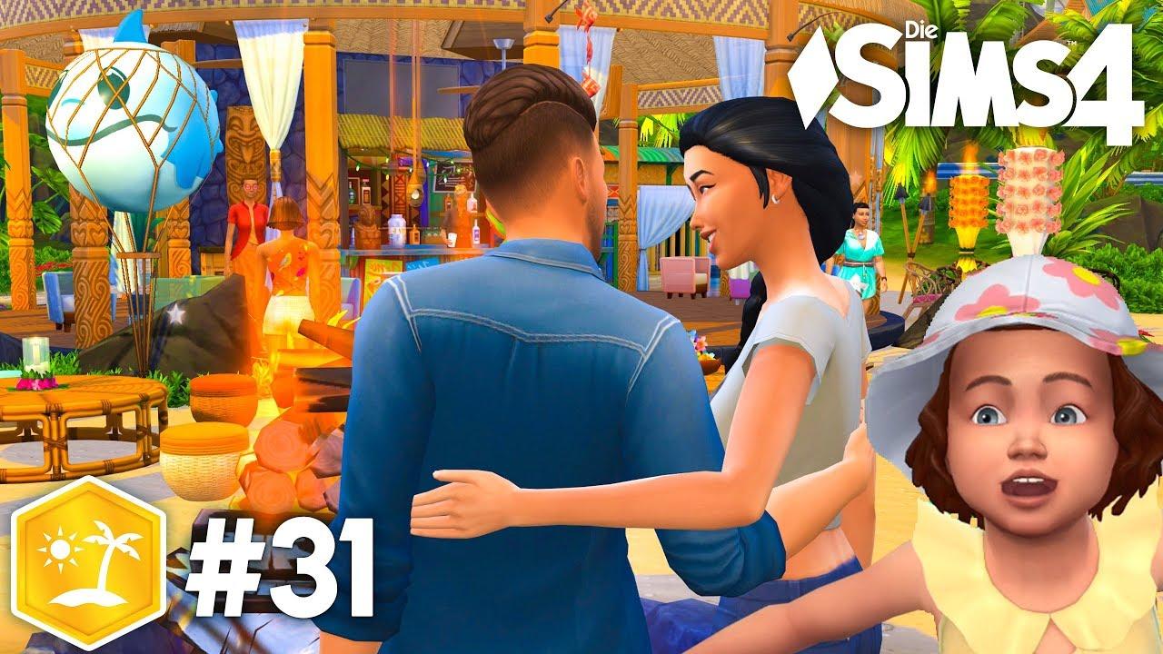 Sims 4 Urlaub