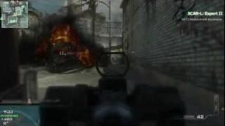 fallen mw3 game clip ps3 1