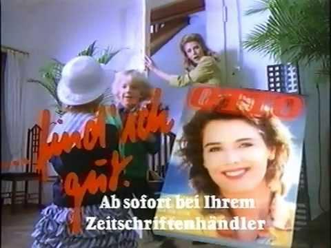 otto katalog werbung 1989 youtube