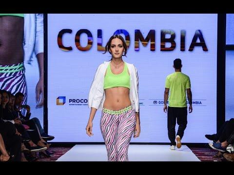 65 empresas colombianas participaron en la Pasarela Colombia 2015