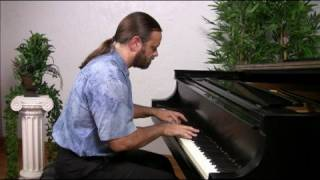 Bach: Invention 15 in B minor (older version) | Cory Hall, pia…
