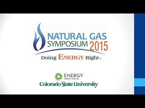 Natural Gas Symposium - Session 5 - Workplace And Public Safety Related to Oil and Gas Activities