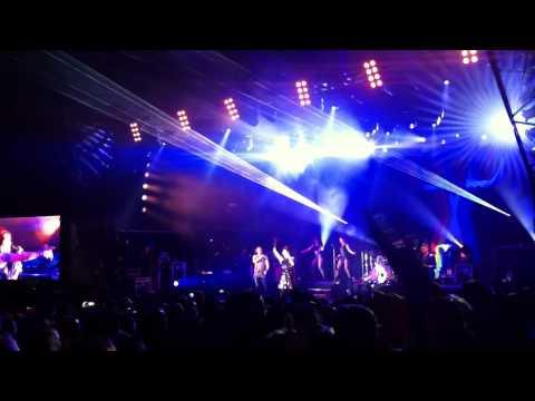 Scissor Sisters Live at Sandown Park Racecourse- Filthy Gorgeous