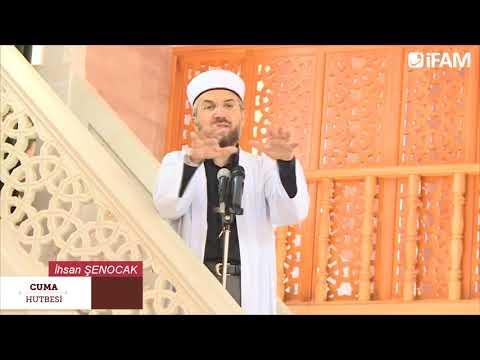 İhsan Şenocak-SON HUTBESİ açığa...