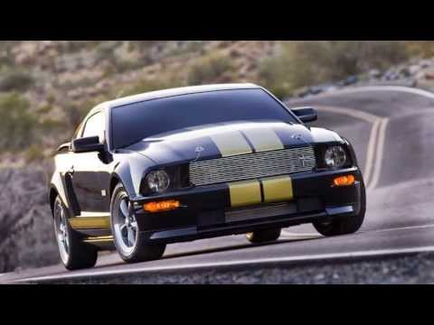 Extreme modification cars Ford Mustang Shelby GT Wallpapers Part 2