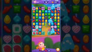 Candy Crush FRIENDS Saga level 194 no boosters