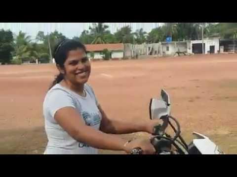 Bike Girls Sri Lanka