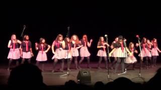 The AcaBellas - Mambo No. 5 - a cappella