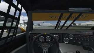 GamePlay rFactor Camaro cup en Phillip Island Circuit con Fanatec csr