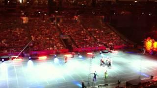 Ringling Bros. & Barnum & Bailey Circus Preshow Part 4