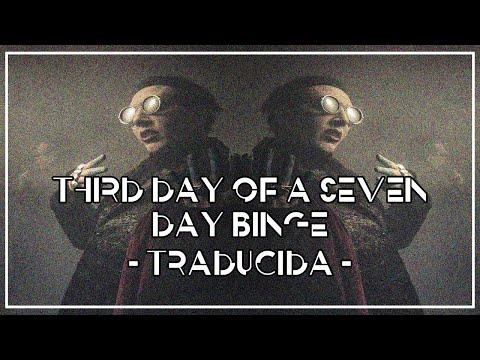 Marilyn Manson - Third Day Of A Seven Day Binge (Subtitulada al español)