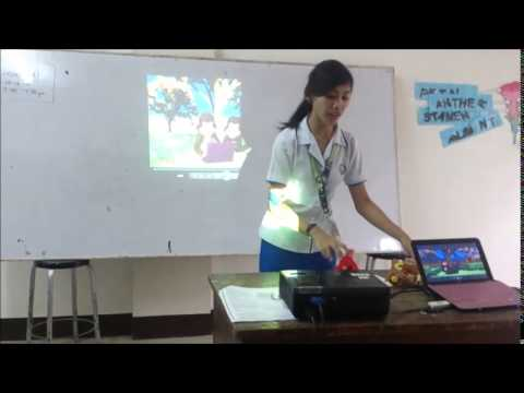 Demonstration Teaching in Educational Technology II BEED 2V Group 7