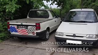 Skoda Felicia  1.9D Pick-Up