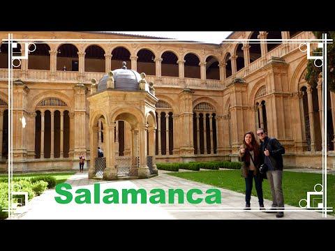 15 lugares imprescindible que ver en Salamanca | 3# Castilla y León, España