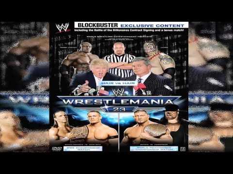WWE: Wrestlemania 23 Theme