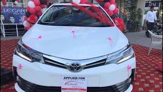 Toyota Corolla Facelift 2017 1.3 In Pakistan  🇵🇰