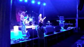 Glenn Kaiser Band Performs at Cornerstone 2012