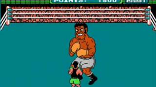 Punch Out!! Featuring Mr.Dream - Mr.Sandman