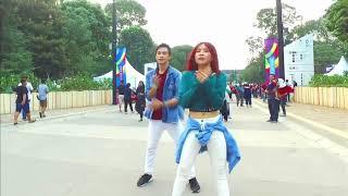 Goyang Ala Pak JOKOWI (Meraih Bintang) Yo yo ayo yo
