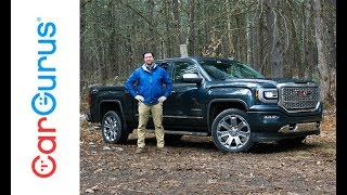 2018 GMC Sierra | CarGurus Test Drive Review